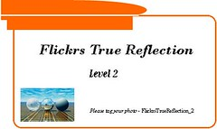 Flickrs True Reflection - Level 1