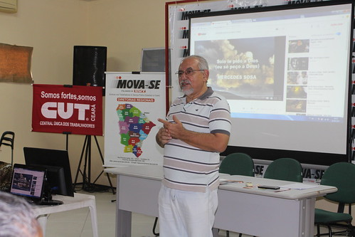 Semin�rio organiza��o sindical 20/09/2017