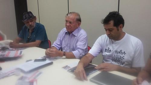 Reuni�o do Movimento Democracia Participativa - MDP