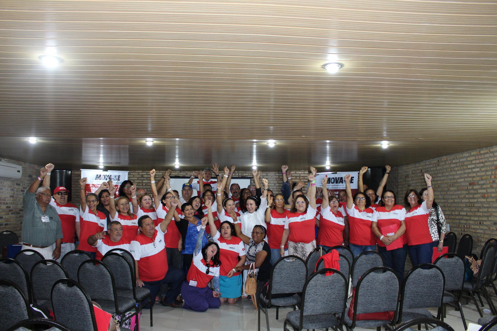 Congresso Extraordin�rio do Mova-se - 13 e 14/11/15