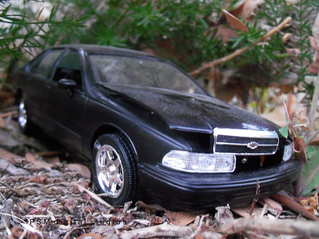 gm 1995 amt revell 1996chevroletimpalass 125thscaledealerpromo michaelpaulsmithcollection
