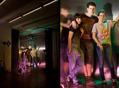 making of (Dragan Mandic) Tags: fashion photography model colours vibrant models future editorial concept conceptual subversive zeitgeist futuristic highfashion vibrantcolors avangard profesionalmodel