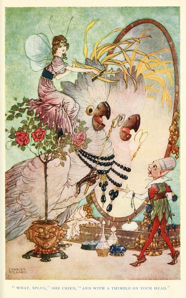 Charles James Folkard - British fairy and folk tales 7