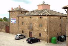 Edificio señorial en Pitillas, Navarra