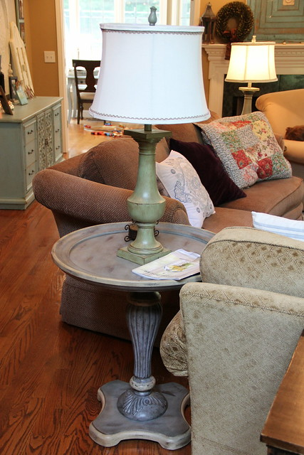 Pottery Barn Architectural Salvage Lamps