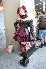 Amy - Soul Calibur - Anime Expo