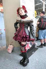 Amy - Soul Calibur - Anime Expo