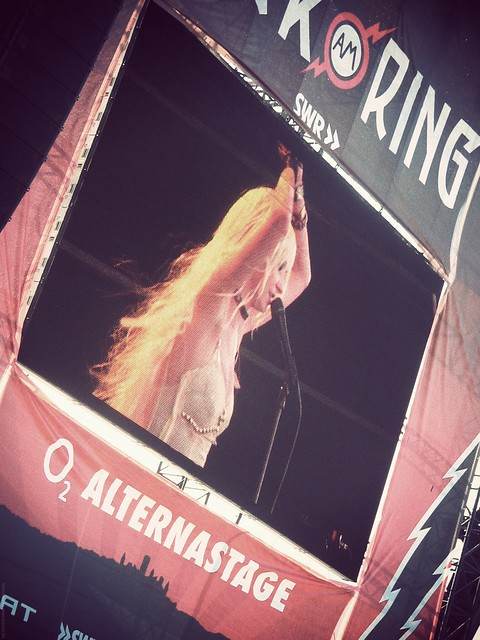 Rock am Ring 2011 - The Pretty Reckless / Taylor Momsen