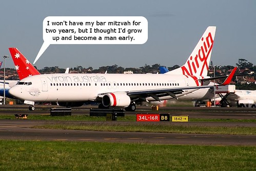 Virgin Australia Grows Up