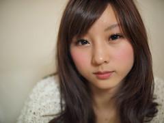 Chinami (ryojin_s) Tags: girl voigtlander nokton 25mm ep2 f095