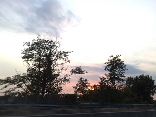 Paesaggio veloce by durishti