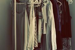 clothes rack (ray and love photography) Tags: fashion closet blouse clothes rack navajo aritzia clotheshomeinteriordecoratingdesigncasahouseapartment