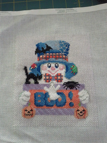 boo! needlepoint