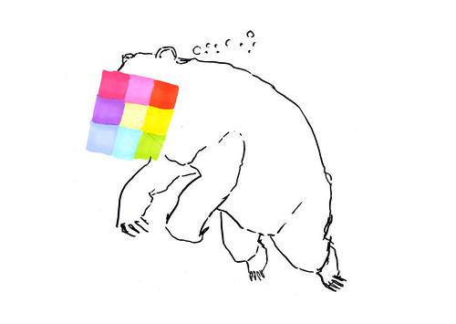 el oso polar by elterrordevalentino