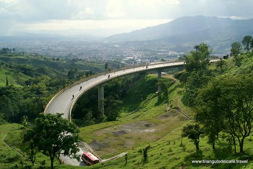 Puente Helicoidal - Dosquebradas