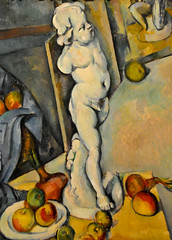 Paul Cézanne - Still Life with Plaster Cast, 1894 at The Courtauld Art Gallery at Somerset House London England (mbell1975) Tags: life uk england house london art museum painting paul still gallery museu with britain great somerset plaster musée musee m national cast gb impressionism british museo impression impressionist muzeum cezanne courtauld cézanne müze museumuseum