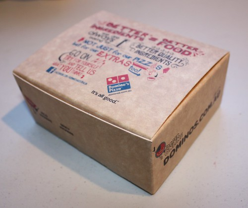 Dominoes Box