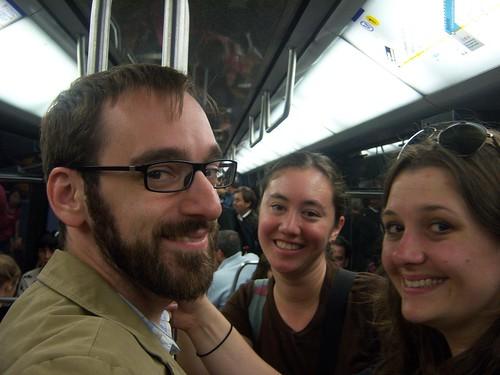 Paris Subway Ride