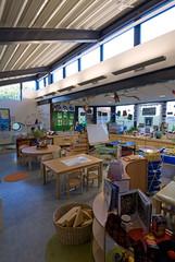 Interior View of Nursery