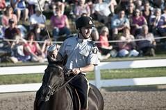 Equitation Skills Demonstration (Tawaw) Tags: horses canada flag ottawa police rcmp equestrian stetson mounties mountedpolice royalcanadianmountedpolice policehorses musicalride redserge canadianpolicecollege