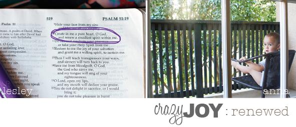 crazyjoy = renewed
