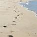 Cruzando a Onetahuti Beach