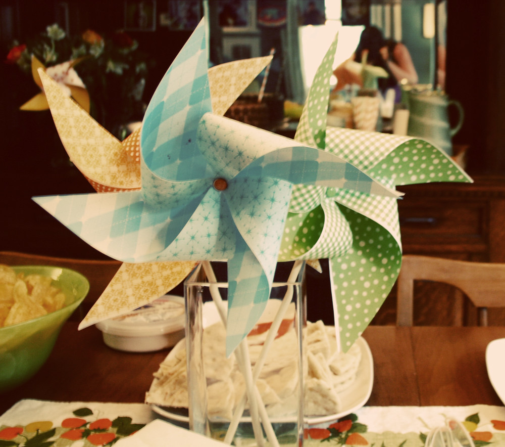Homemade Pinwheels