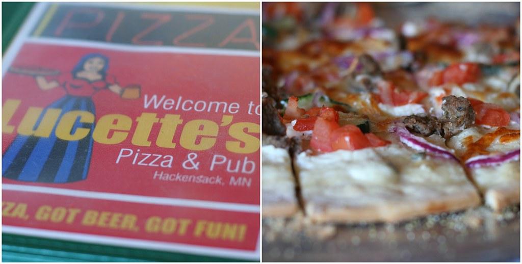 Lucette's Pizza