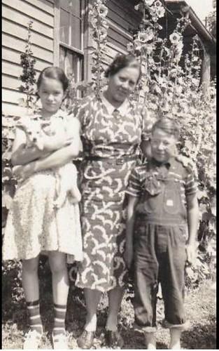 mom grandma and calvin jr.