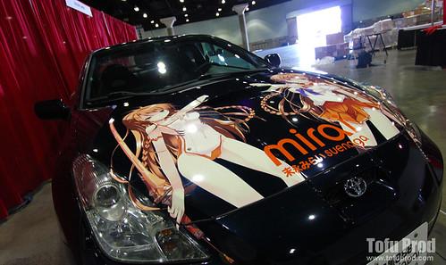 Anime Expo 2011 Setup Day