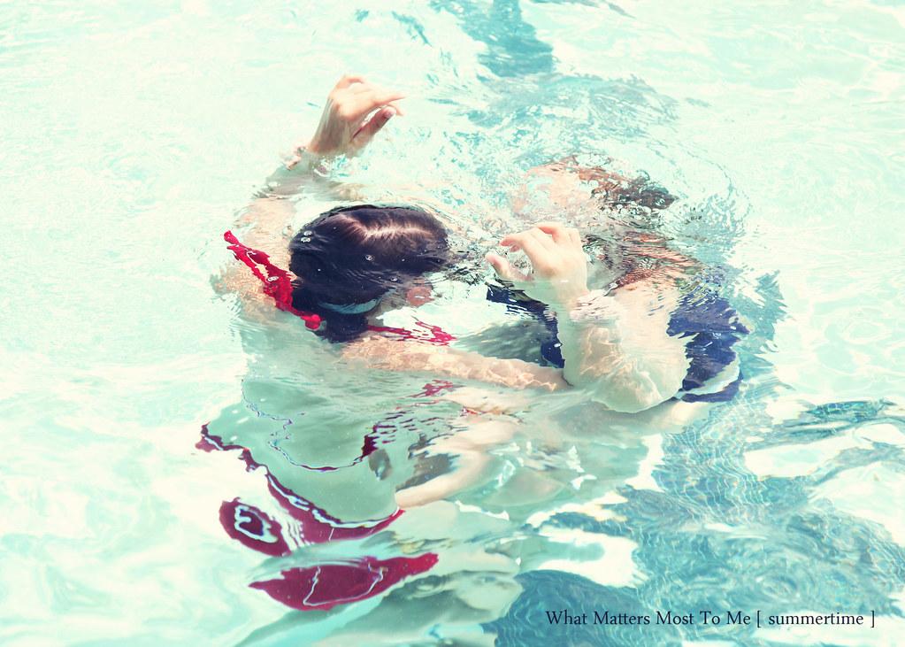 Hello underwater
