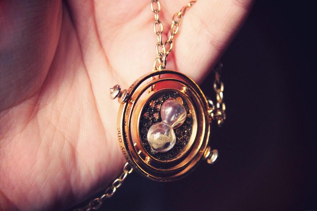 Time turner. ♥