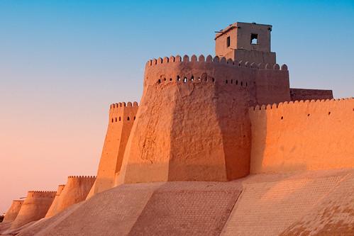 Khiva Walls