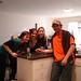 Na casa de Luciana, nossa amiga mineira