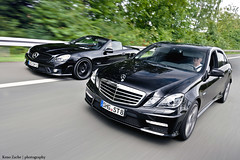 AMG - head and neck race (Keno Zache) Tags: auto car race canon photography eos mercedes power photoshoot continental ps luxury bentley amg gtc e63 keno sportwagen 400d zache sl63
