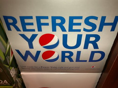 Refresh Your World