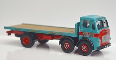 Leyland Steer Pollocks (colinfpickett) Tags: models 150 trucks steer comet artic leyland brs atkinson