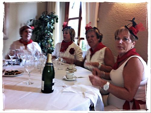 Momenticos San Fermín 2011 - Las mujeres, las más animadas