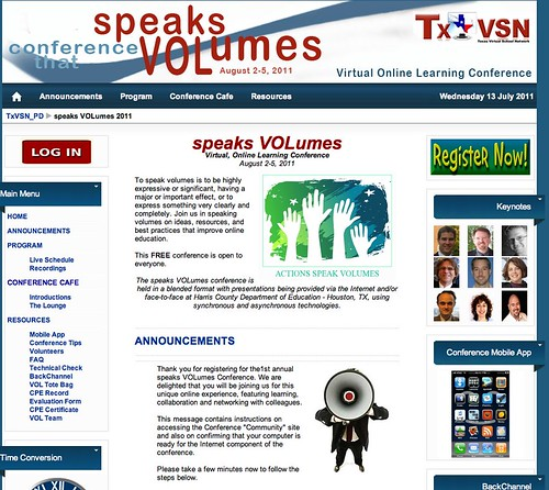 TxVSN Conference