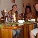Jantar na casa da Maria e do Ilian