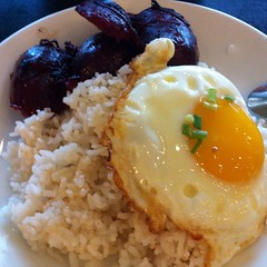 Longsilog #foodspotting #breakfast