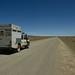 A Namibia eh muito desertica
