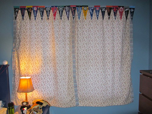 Kade's curtains