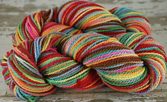 'Earth Candy Rainbow' 8.75oz Mtn Meadow Wool