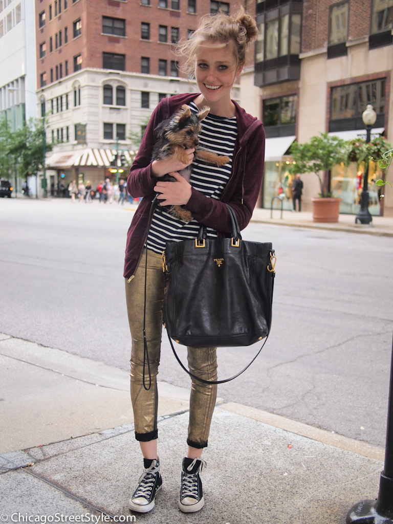 CHICAGO LOOKS a Chicago Street Style Fashion Blog 19