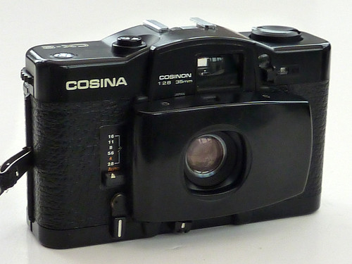 Cosina CX-2 by pho-Tony