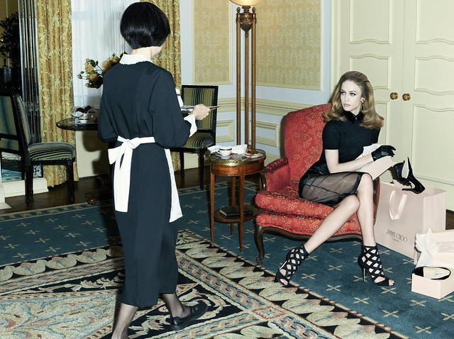 Jimmy Choo Autumn Winter 2011 AD Campaign (1)