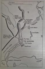 Quiraing Hiking Map