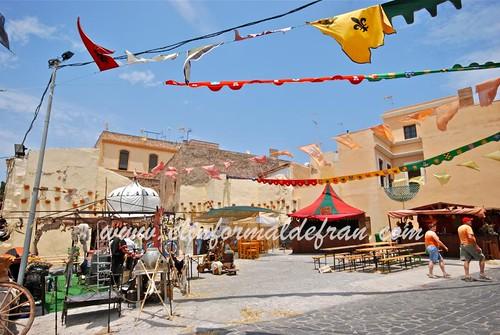 Mercado Medieval 2011 Melilla
