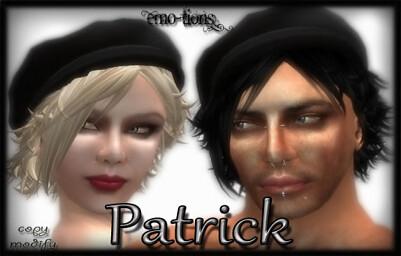 PATRICKHair